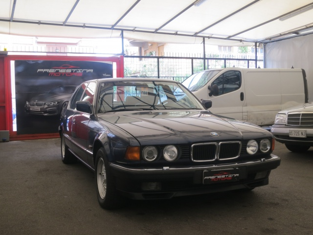 BMW 740 i V8 cat Immagine 3