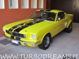 FORD Mustang GT FASTBACK 4.7 V8 CAMBIO MANUALE STORICA STUPENDA