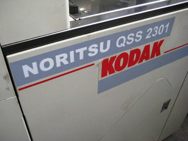NORITSU QSS 2301 STAMPANTE FOTOGRAFICA Immagine 3
