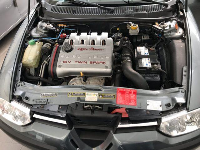 ALFA ROMEO 156 2.0i 16V Twin Spark cat - Perfette Condizioni!! Immagine 2