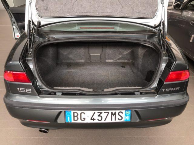 ALFA ROMEO 156 2.0i 16V Twin Spark cat - Perfette Condizioni!! Immagine 4