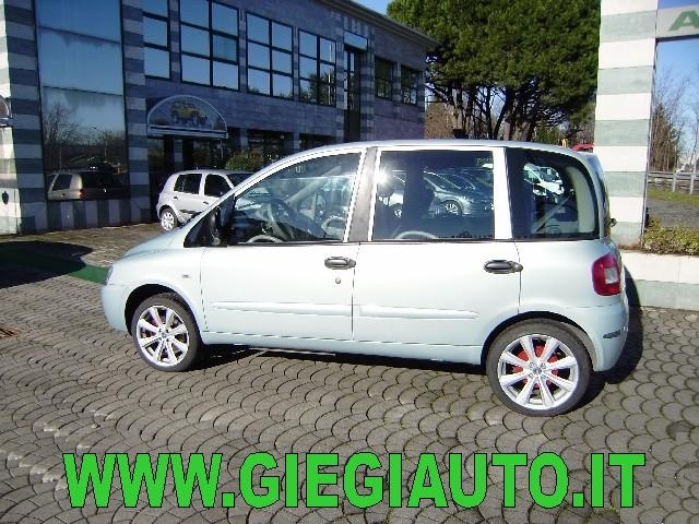 FIAT Multipla 1.6 16V Natural Power Dynamic   GARANZIA 24 MESI Immagine 3