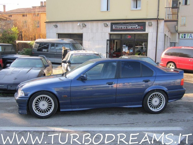 BMW-ALPINA B3 B3 3.0 cat Switch Tronic LIMOUSINE *ASI* 57000 KM! Immagine 0