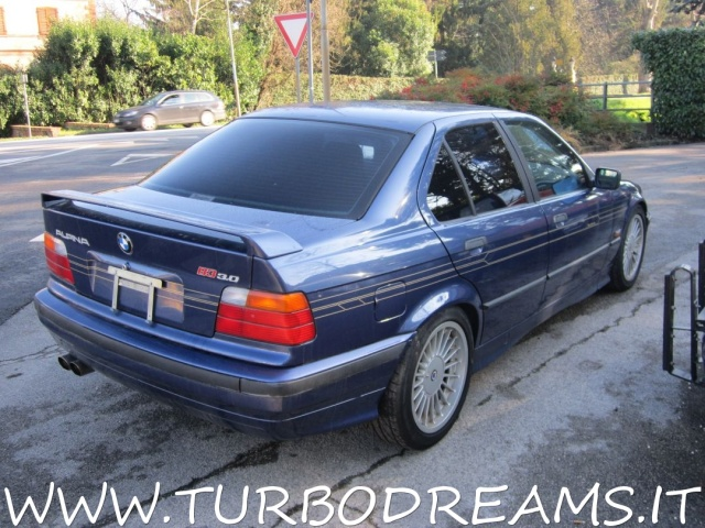 BMW-ALPINA B3 B3 3.0 cat Switch Tronic LIMOUSINE *ASI* 57000 KM! Immagine 3