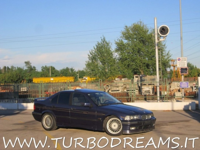 BMW-ALPINA B3 B3 3.0 cat Switch Tronic LIMOUSINE *ASI* 57000 KM! Immagine 4