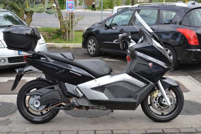 GILERA GP 800 Mag.2oo9 Euro3 Accessoriato ?. 3500 Immagine 2