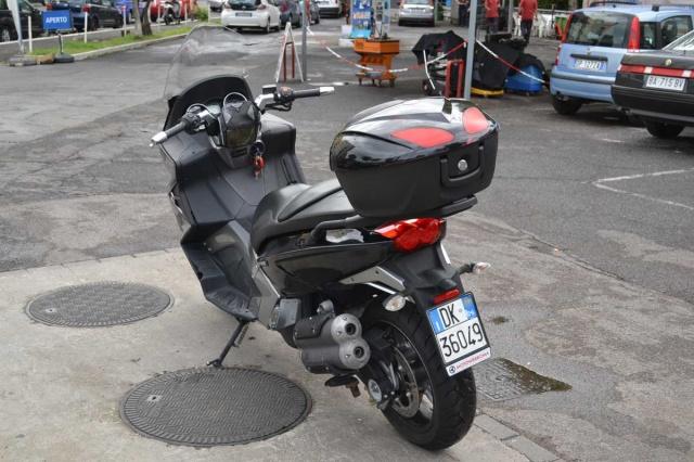 GILERA GP 800 Mag.2oo9 Euro3 Accessoriato ?. 3500 Immagine 4