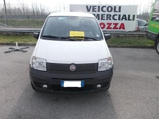 FIAT Panda 1.2 Natural Power Van Active 2 Posti Usata