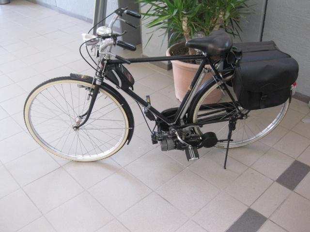 Auto Depoca Milano Scheda Tecnica Garelli Mosquito Bicicletta
