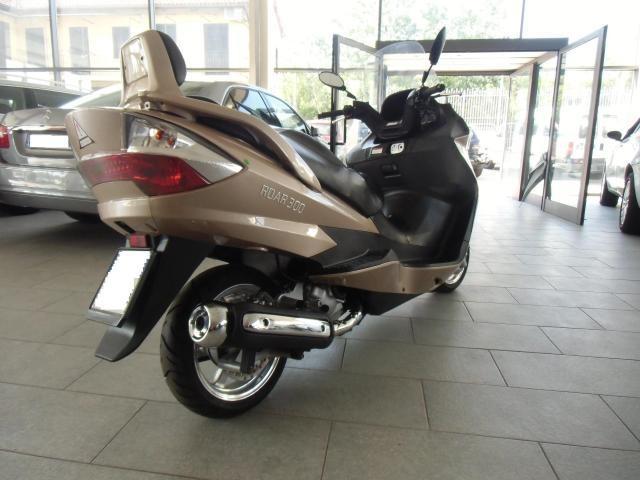 MOTOS-BIKES AXY AXY ROAR 300 Immagine 3