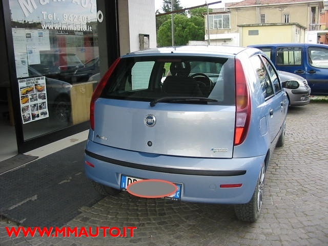 FIAT Punto 1.2 5 porte  dynamic Natural Power!!!!! Immagine 1