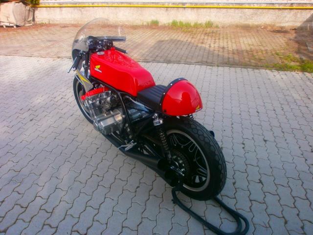 HONDA CB 1000 CBX 1000 Immagine 3