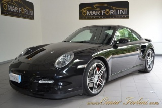 PORSCHE 997 TURBO COUPE'TIP.NAVI PASM PDC TETTO FULL KM46.000