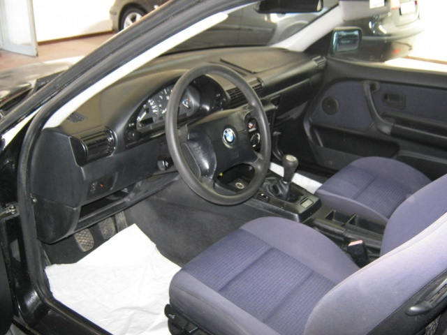BMW 318 tds turbodiesel cat Compact Immagine 4