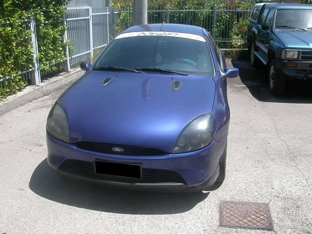 FORD Puma 1.7i 16V cat Immagine 1