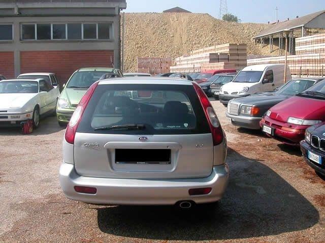 KIA Clarus 1.8 16V cat Wagon SLX Immagine 3