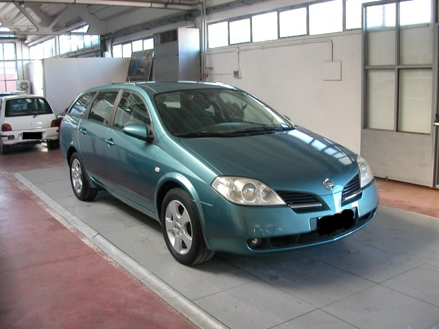 NISSAN Primera 1.8 16V cat Station Wagon Acenta Immagine 0