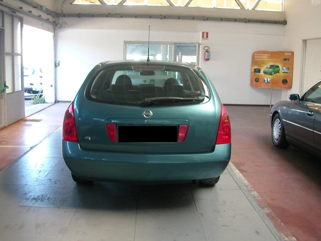 NISSAN Primera 1.8 16V cat Station Wagon Acenta Immagine 3