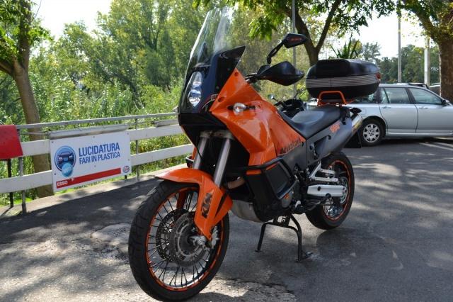 KTM 990 Adventure 2oo7 euro3 permute rate e garanzia ?. 5.900 Immagine 0
