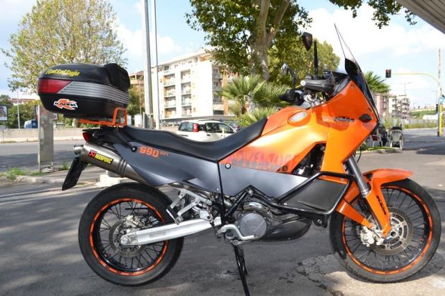 KTM 990 Adventure 2oo7 euro3 permute rate e garanzia ?. 5.900 Immagine 2
