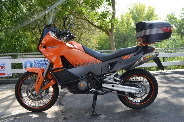 KTM 990 Adventure 2oo7 euro3 permute rate e garanzia ?. 5.900 Immagine 3