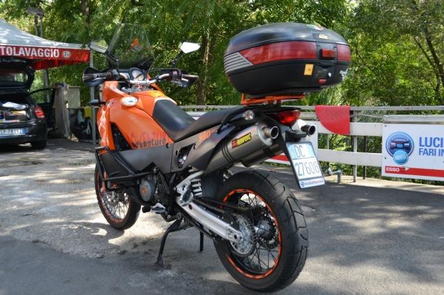 KTM 990 Adventure 2oo7 euro3 permute rate e garanzia ?. 5.900 Immagine 4