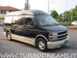 CHEVROLET Chevy Van EXPRESS STARCRAFT GT LTD 5.7 V8 HIGH TOP PELLE TV