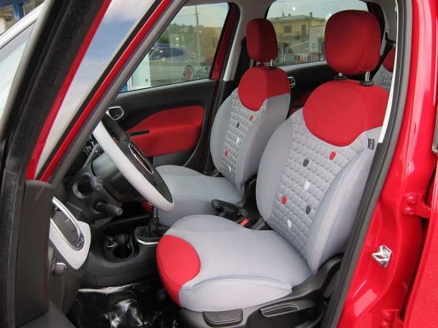 FIAT 500L 1.4 95cv GPL EASY PRONTA IN VARI COLORI Immagine 2