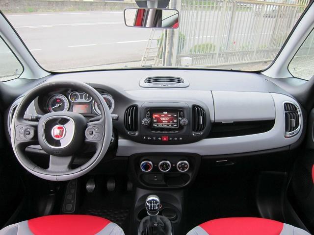 FIAT 500L 1.4 95cv GPL EASY PRONTA IN VARI COLORI Immagine 3