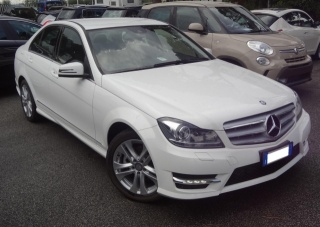 MERCEDES-BENZ C 220 CDI Avantgarde