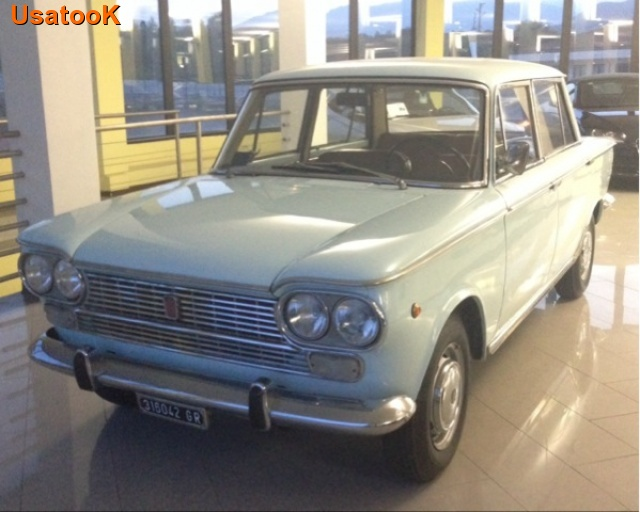OLDTIMER Fiat 1500 Immagine 0