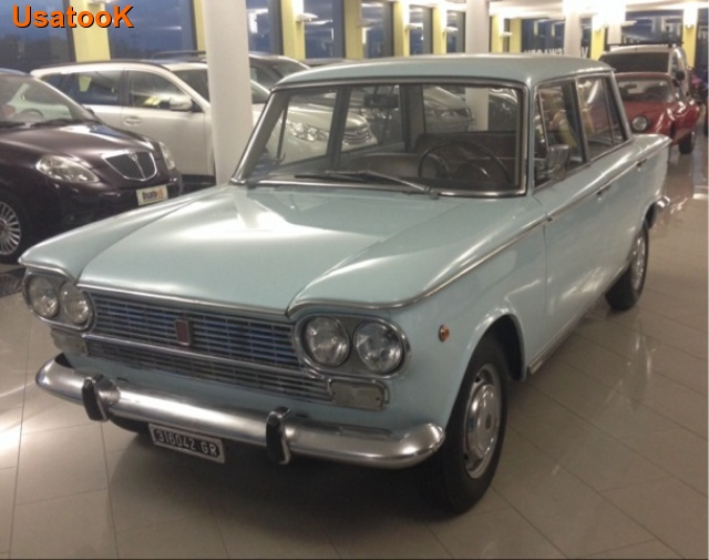OLDTIMER Fiat 1500 Immagine 1