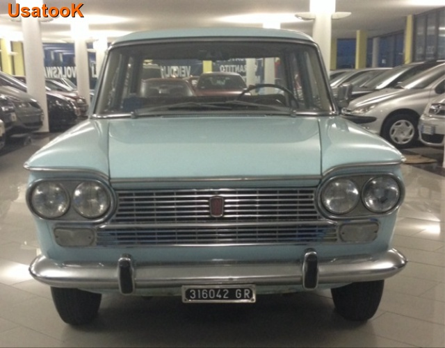 OLDTIMER Fiat 1500 Immagine 2