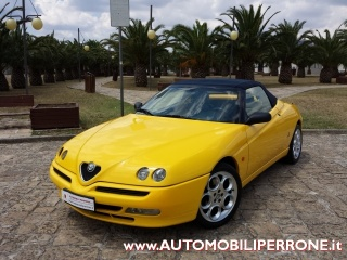 ALFA ROMEO Spider 2.0i 16V T.S. Cat Limited Edition Usata