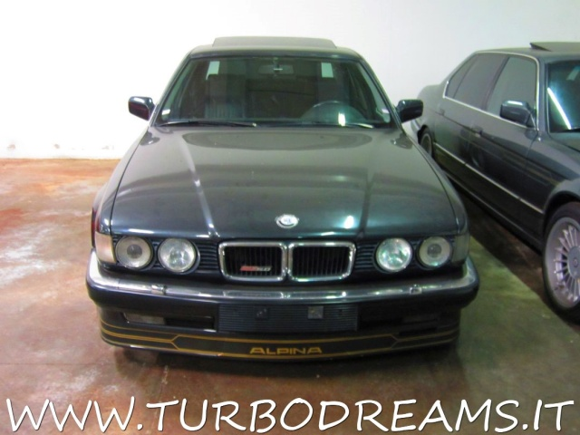 BMW-ALPINA B12 L 5.0 V12 - AUTO - LWB - LONG WHEEL BASE - STORICA Immagine 4