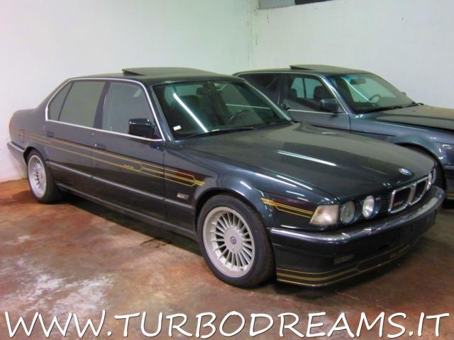 BMW-ALPINA B12 L 5.0 V12 - AUTO - LWB - LONG WHEEL BASE - STORICA Immagine 2