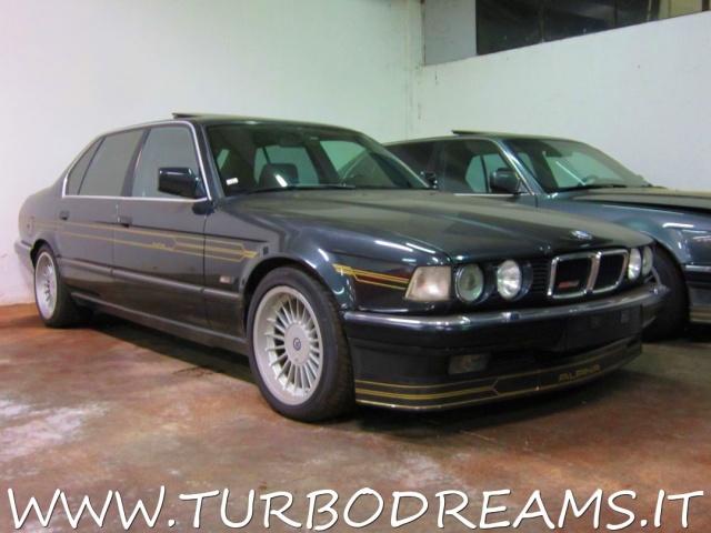 BMW-ALPINA B12 L 5.0 V12 - AUTO - LWB - LONG WHEEL BASE - STORICA Immagine 1