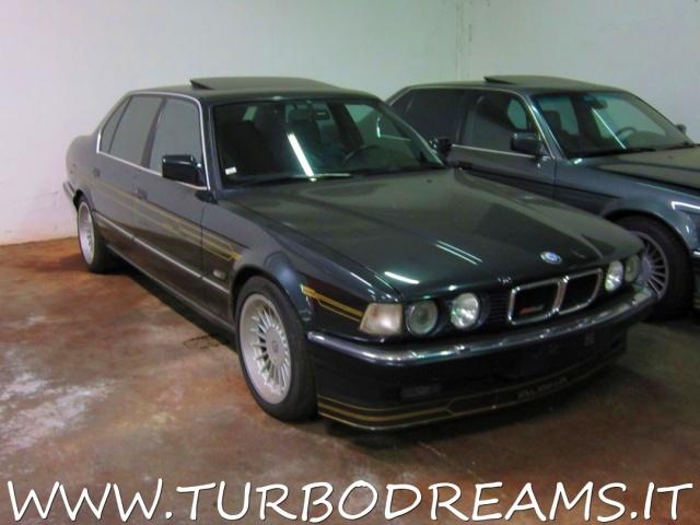 BMW-ALPINA B12 L 5.0 V12 - AUTO - LWB - LONG WHEEL BASE - STORICA Immagine 3