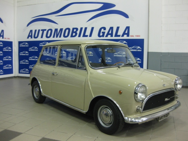 "MINI 1000 INNOCENTI "" UNICO PROPRIETARIO "" Immagine 1"