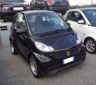 SMART ForTwo 1000 52 kW MHD coupé pure