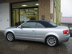 AUDI A4 2,5 TDI V6 163CV  CABRIO  !!!!!! Immagine 0