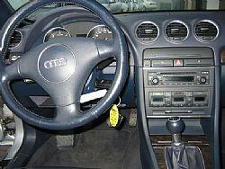 AUDI A4 2,5 TDI V6 163CV  CABRIO  !!!!!! Immagine 3