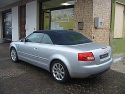 AUDI A4 2,5 TDI V6 163CV  CABRIO  !!!!!! Immagine 4