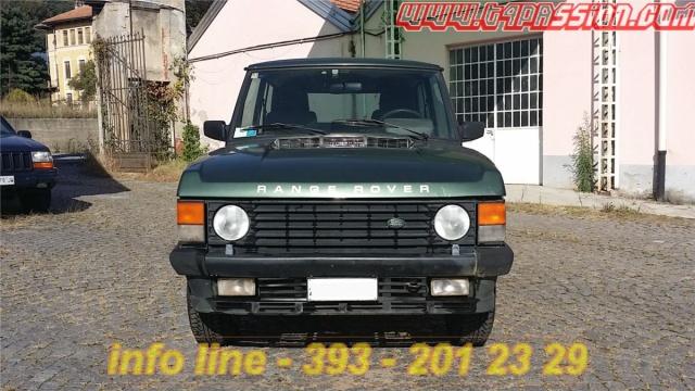 LAND ROVER Range Rover 200 Tdi 3 porte -Gancio Traino  PERMUTE Immagine 2