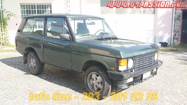 LAND ROVER Range Rover 200 Tdi 3 porte -Gancio Traino  PERMUTE Immagine 0