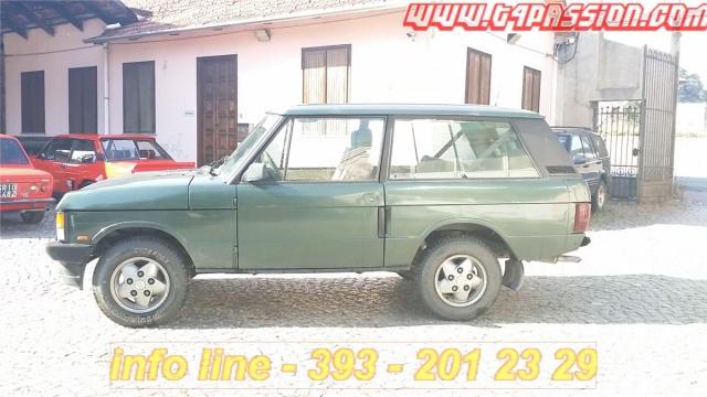 LAND ROVER Range Rover 200 Tdi 3 porte -Gancio Traino  PERMUTE Immagine 3