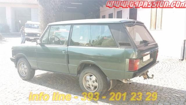 LAND ROVER Range Rover 200 Tdi 3 porte -Gancio Traino  PERMUTE Immagine 4
