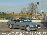 BMW 328 i 24V cat CABRIOLET - HARD TOP - M SPORT - PELLE