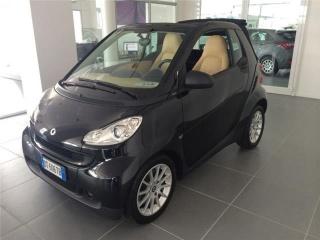 Smart fortwo Usato 1000 52 kW MHD cabrio passion