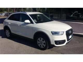 Audi q3 usato 2.0 tdi 177 cv quattro s tronic advan
